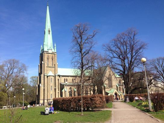Hagakyrkan 6 December